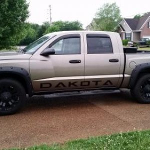 2006 Dodge dakota 3000